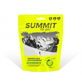 Summit to Eat Morning Oats with Raspberry