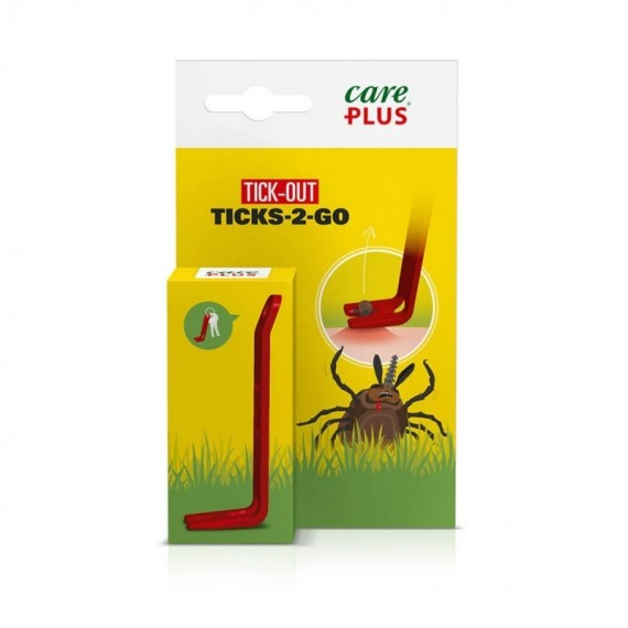 Ticks-2-Go  Care Plus Tekentang