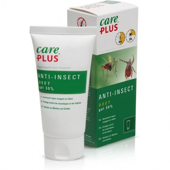 Anti-Insect Deet 30% gel 80ml