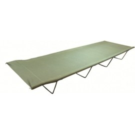Camping bed olive