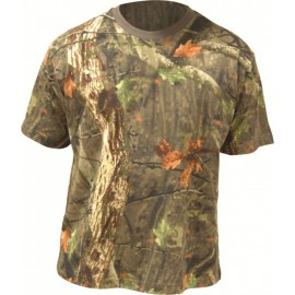 Tree Deep Short Sleeved T-Shirt