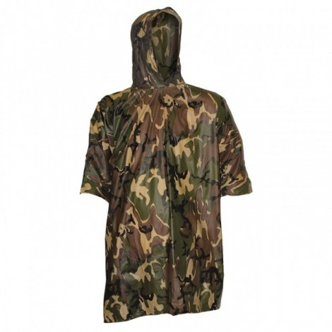 Multi-Purpose Poncho Camo