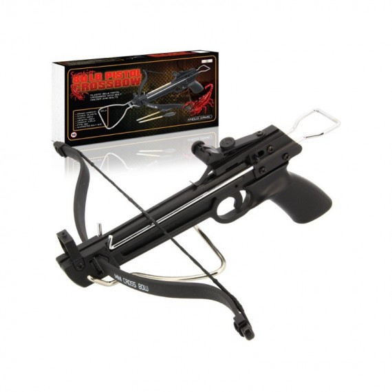 80lb Anglo Arms 'Red Scorpion' Plastic Crossbow