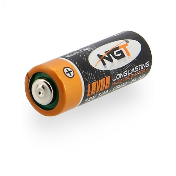 Card Of 5 LRV08 (12v) Alkaline NGT Batteries