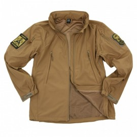 SOFT SHELL JACK TACTICAL...