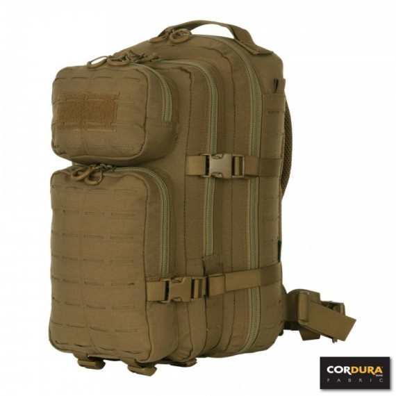 LASERCUT 1-DAY ASSAULT RUGZAK CORDURA LQ1617
