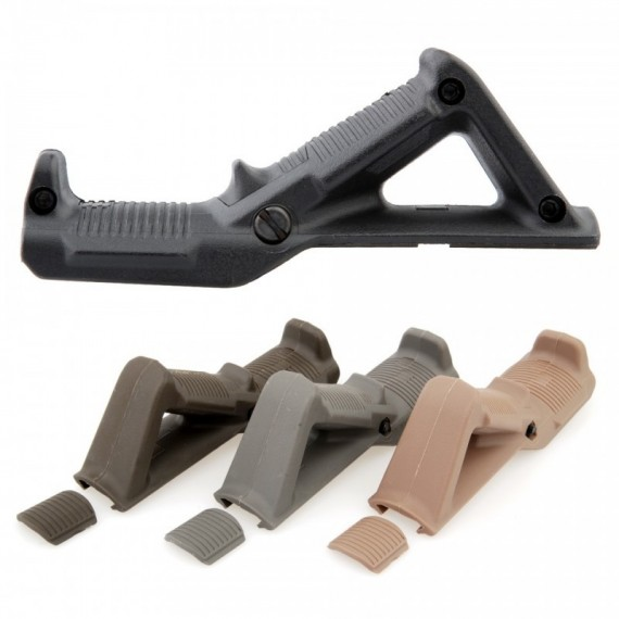 MP STYLE ANGLE FORE GRIP EX380 (JA-1318) ONLY FOR AIRSOFT!!