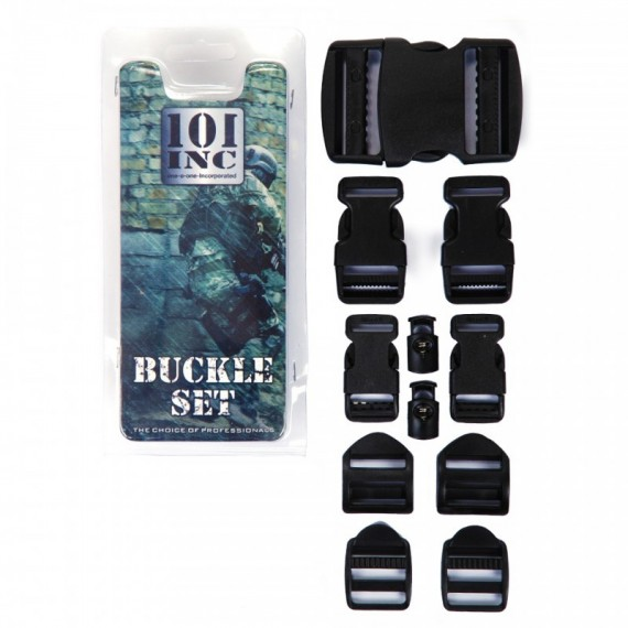 BUCKLE SET 101 INC