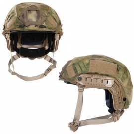 TACTICAL FAST HELMET COVER RIPSTOP