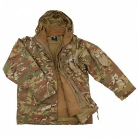 G1 RAIN PARKA WITH LINER
