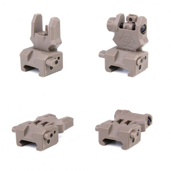 FMA FRONT AND BACK SIGHT GEN 3 TB995