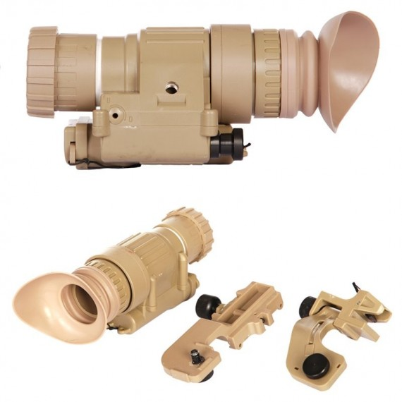 AN  PVS-14 DUMMY NIGHT VISION