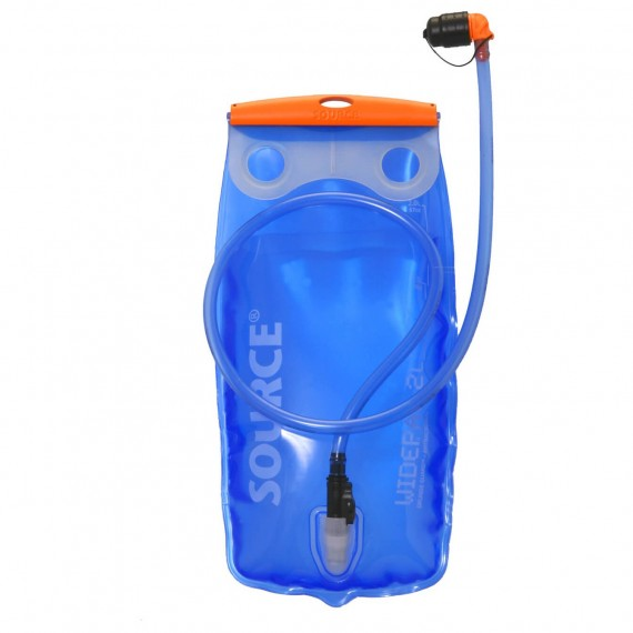 Widepac 3 Transparent Blue