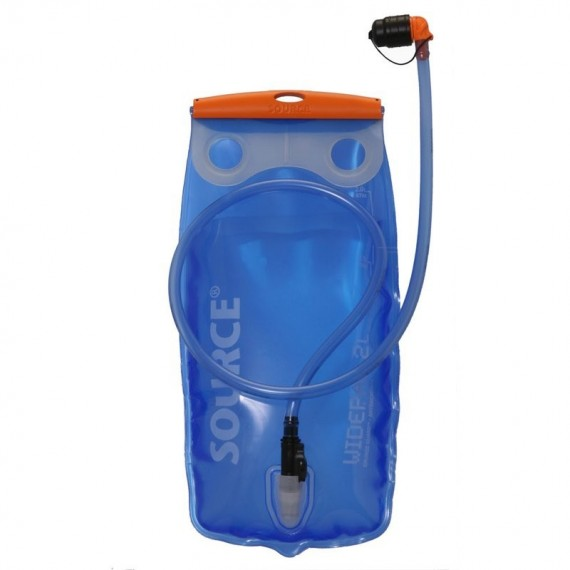 Widepac 2 Transparent Blue