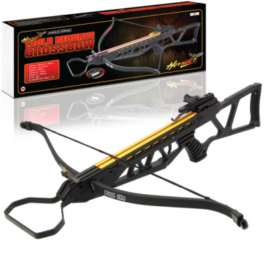 120lb Anglo Arms 'Hornet' Crossbow in Black