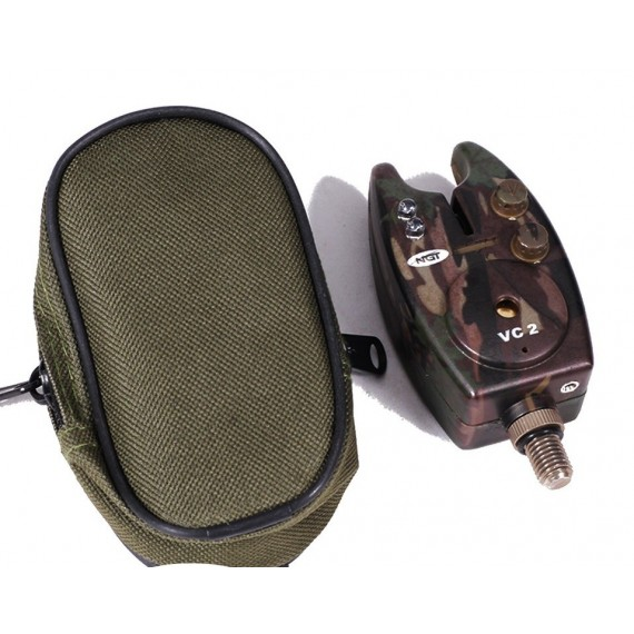 Camo Bite Alarm with Volume and Tone Control (VC-2)