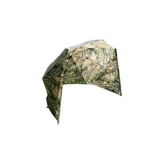 "50"" Camo Brolly with Storm Sides"