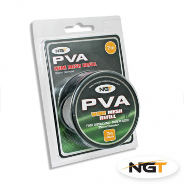 PVA Wide Refill (35mm) Mesh - 7m