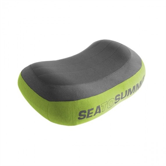 Sea to Summit Aeros Pillow Premium Regular Green - Hoofdkussen
