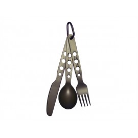 Sea to Summit - Alphaset Cutlery Set - Campingbestek