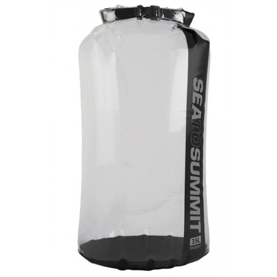 Sea to Summit - Stopper Clear Dry Bag - Drybags - Waterdicht