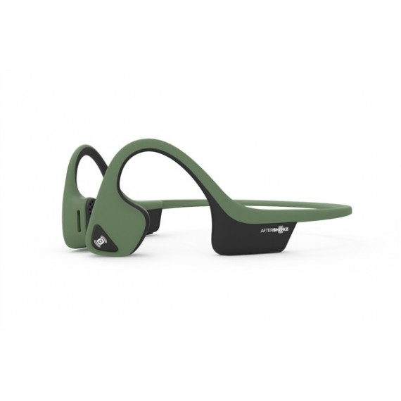 Aftershokz® TREKZ AIR Forest Green - Draadloze koptelefoon