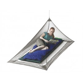 Sea to Summit - Nano Mosquito Net Single - Muggennet - klamboe