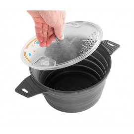 Sea to Summit - X-Pot 2.8L - Campingpan inklapbaar - Pan