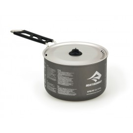 Sea to Summit - AlphaPot 1.2L - Campingpan - Aluminium - 1.2
