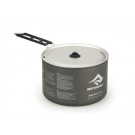 Sea to Summit - AlphaPot 2.7L - Campingpan - Aluminium - 2.7