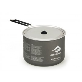 Sea to Summit - AlphaPot 3.7L - Campingpan - Aluminium - 3.9