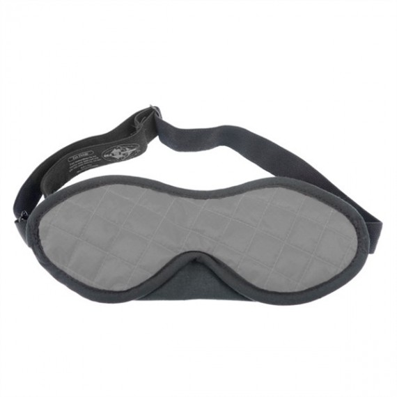 Sea to Summit - Eye Shade - Slaapmasker - Zwart/Grijs - 23g