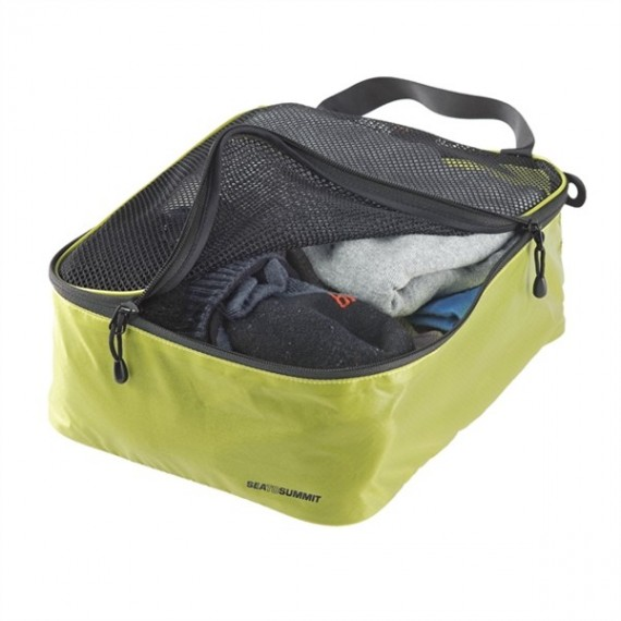Sea to Summit - Garment Mesh Bag - Tasorganizers - S - Lime