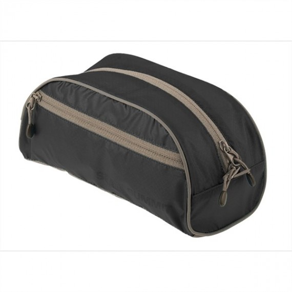 Sea to Summit - Toiletry Bag - Toilettassen - S - Zwart/Grijs