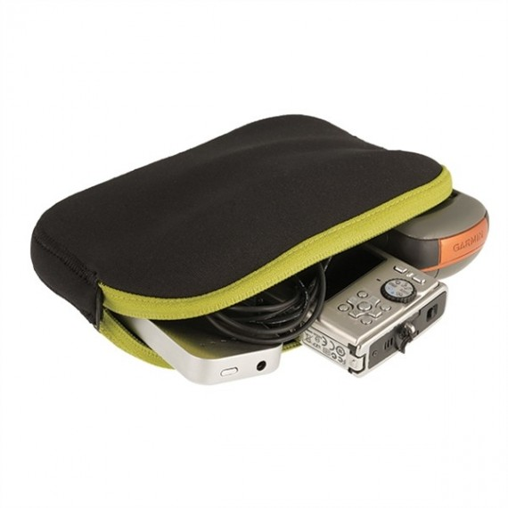 Sea to Summit - Padded Pouch - Cameratas - L - Lime/Black
