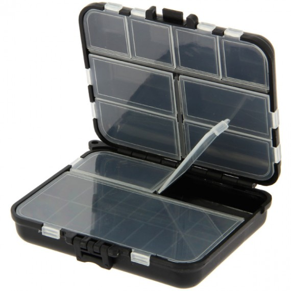 Anglers Black Bit Box - 409