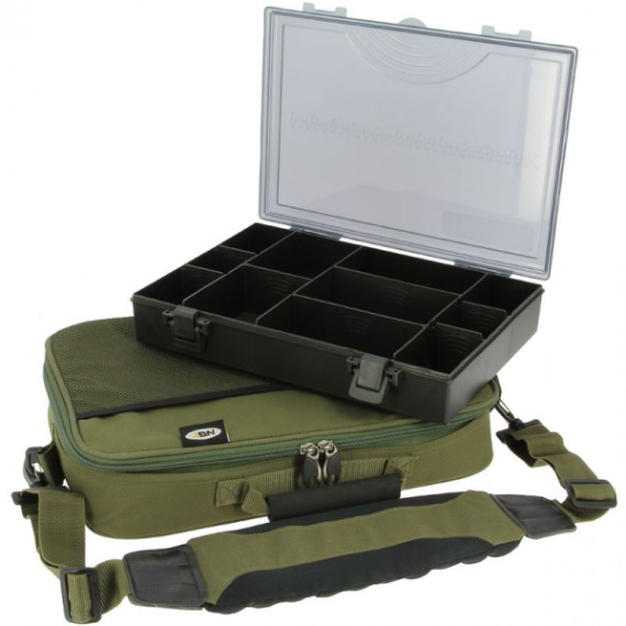 Box Case Tackle Bag