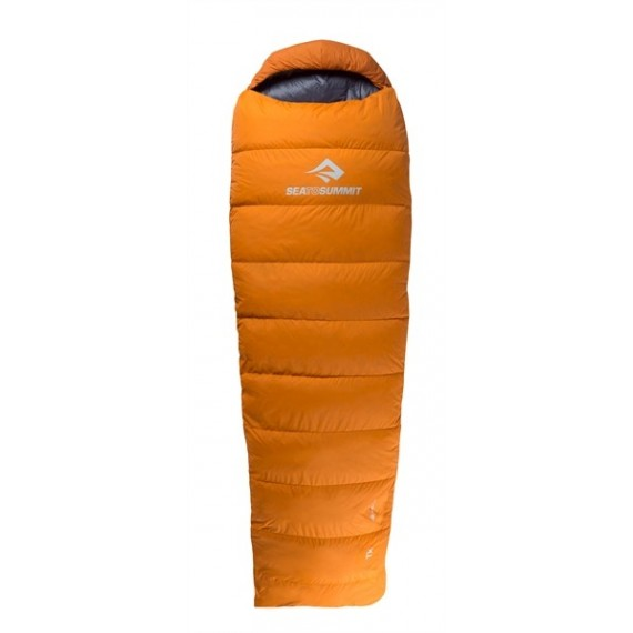 Sea to Summit Trek TkII Regular Right Zip Women-Slaapzak