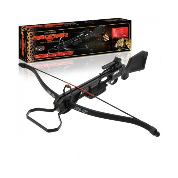 Jaguar Black STD MK2 - 175lb Crossbow Kit