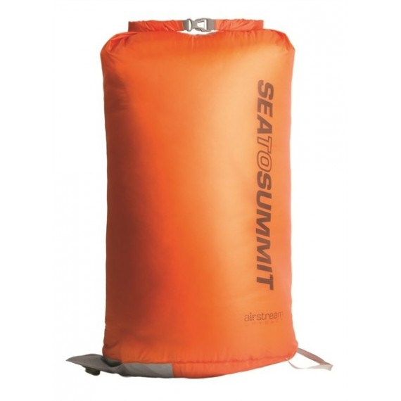 Sea to Summit Air Stream Pump Sack 20L Orange-Luchtpompzak